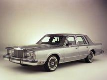 Lincoln Town Car 1980, седан, 1 поколение, 54D