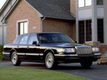 Lincoln Town Car 2-й рестайлинг 1994, седан, 2 поколение, FN116