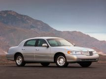 Lincoln Town Car 1997, седан, 3 поколение, FN145