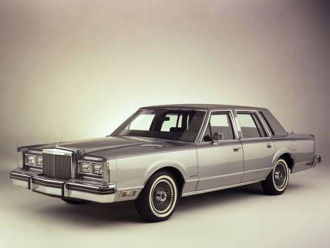 Lincoln Town Car 54D