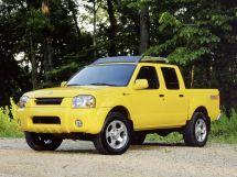 Nissan Frontier рестайлинг, 1 поколение, 02.2000 - 12.2004, Пикап