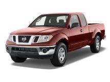 Nissan Frontier 2 поколение, 02.2004 - 01.2009, Пикап