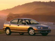 Plymouth Neon 1993, седан, 1 поколение