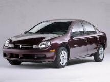 Plymouth Neon 1999, седан, 2 поколение