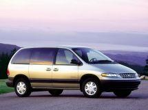 Plymouth Voyager 1995, минивэн, 3 поколение, NS