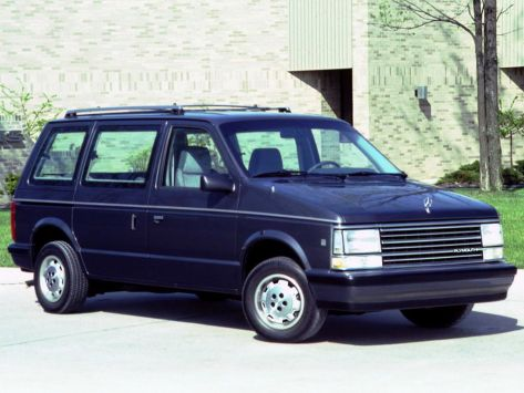 Plymouth Voyager (S) 05.1987 - 07.1990