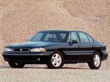 Pontiac Bonneville рестайлинг 1995, седан, 9 поколение