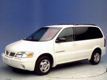 Pontiac Trans Sport 1996, минивэн, 2 поколение, GMT200