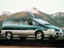 Pontiac Trans Sport рестайлинг 1993, минивэн, 1 поколение, GMT199