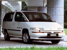 Pontiac Trans Sport 1989, минивэн, 1 поколение, GMT199