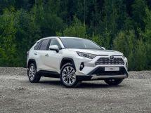 Toyota RAV4 2018, джип/suv 5 дв., 5 поколение, XA50