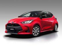 Toyota Yaris 2019, хэтчбек 5 дв., 4 поколение