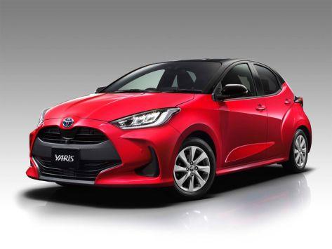Toyota Yaris  10.2019 -  н.в.