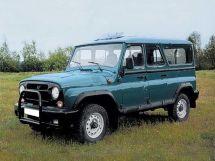 УАЗ 3153 1996, джип/suv 5 дв., 1 поколение