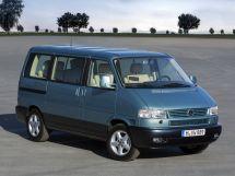 Volkswagen Caravelle рестайлинг 1995, минивэн, 4 поколение, T4
