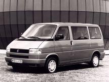 Volkswagen Caravelle 1990, минивэн, 4 поколение, T4