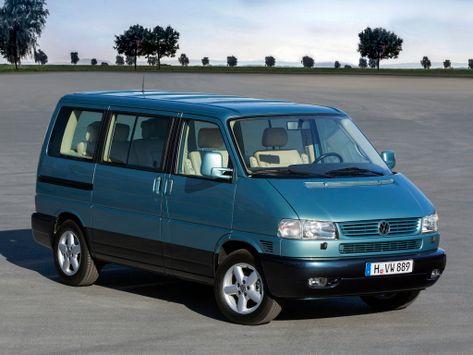 Volkswagen Caravelle (T4) 09.1995 - 06.2003
