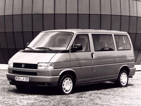 Volkswagen Caravelle (T4) 09.1990 - 08.1995