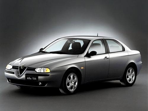 Alfa Romeo 156 1997 - 2002