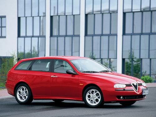 Alfa Romeo 156 2000 - 2002