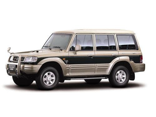 Hyundai Galloper 1997 - 2003