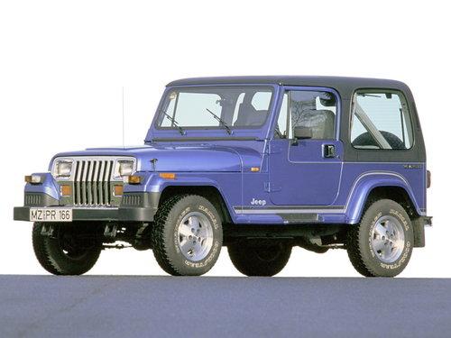 Jeep Wrangler 1986 - 1996