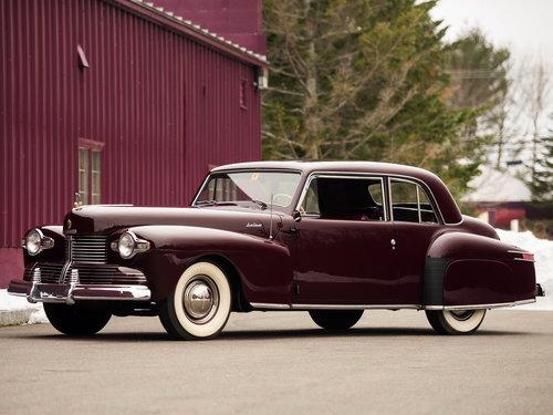 Lincoln Continental 1941 - 1941