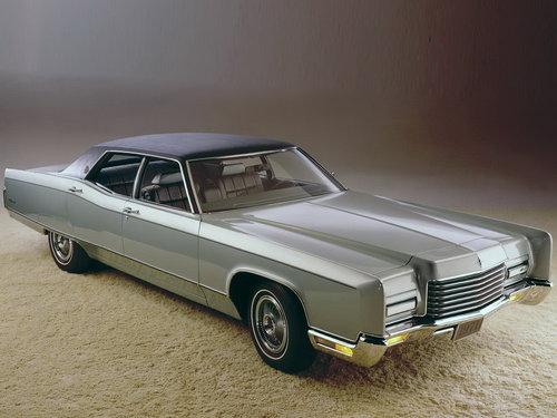 Lincoln Continental 1969 - 1972