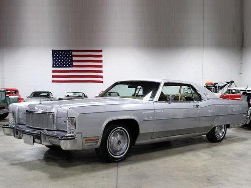 Lincoln Continental 1973 - 1974