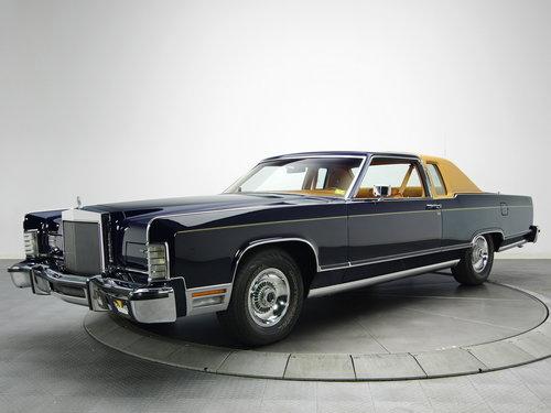 Lincoln Continental 1976 - 1979