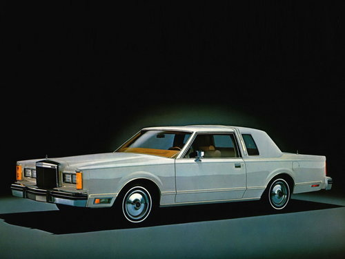 Lincoln Continental 1979 - 1980