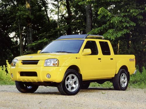 Nissan Frontier 2000 - 2004