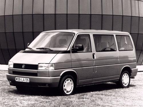 Volkswagen Caravelle 1990 - 1995