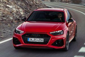 Спорт-универсал Audi RS4 Avant обновился в духе семейства
