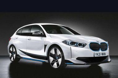 BMW 1-Series получит электрическую версию: подробности