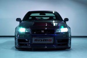 ВИДЕО: как «марафетят» самый дорогой в мире Nissan Skyline GT-R