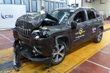 Euro NCAP провела краш-тесты BMW 1 и 3 Series, Jeep Cherokee и Peugeot 208: есть неприятные сюрпризы