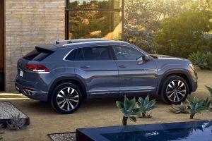 Volkswagen выпустил укороченную версию Teramont под видом новой модели