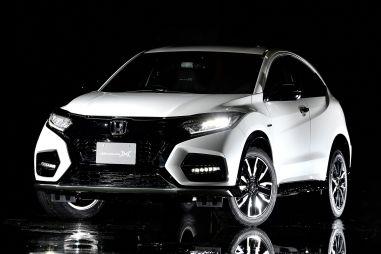 В Токио представят кроссовер Honda Vezel в исполнении Touring Modulo X