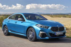 BMW 2 Series Gran Coupe стал младшим купеобразным седаном BMW