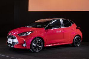 Toyota представила новый Yaris
