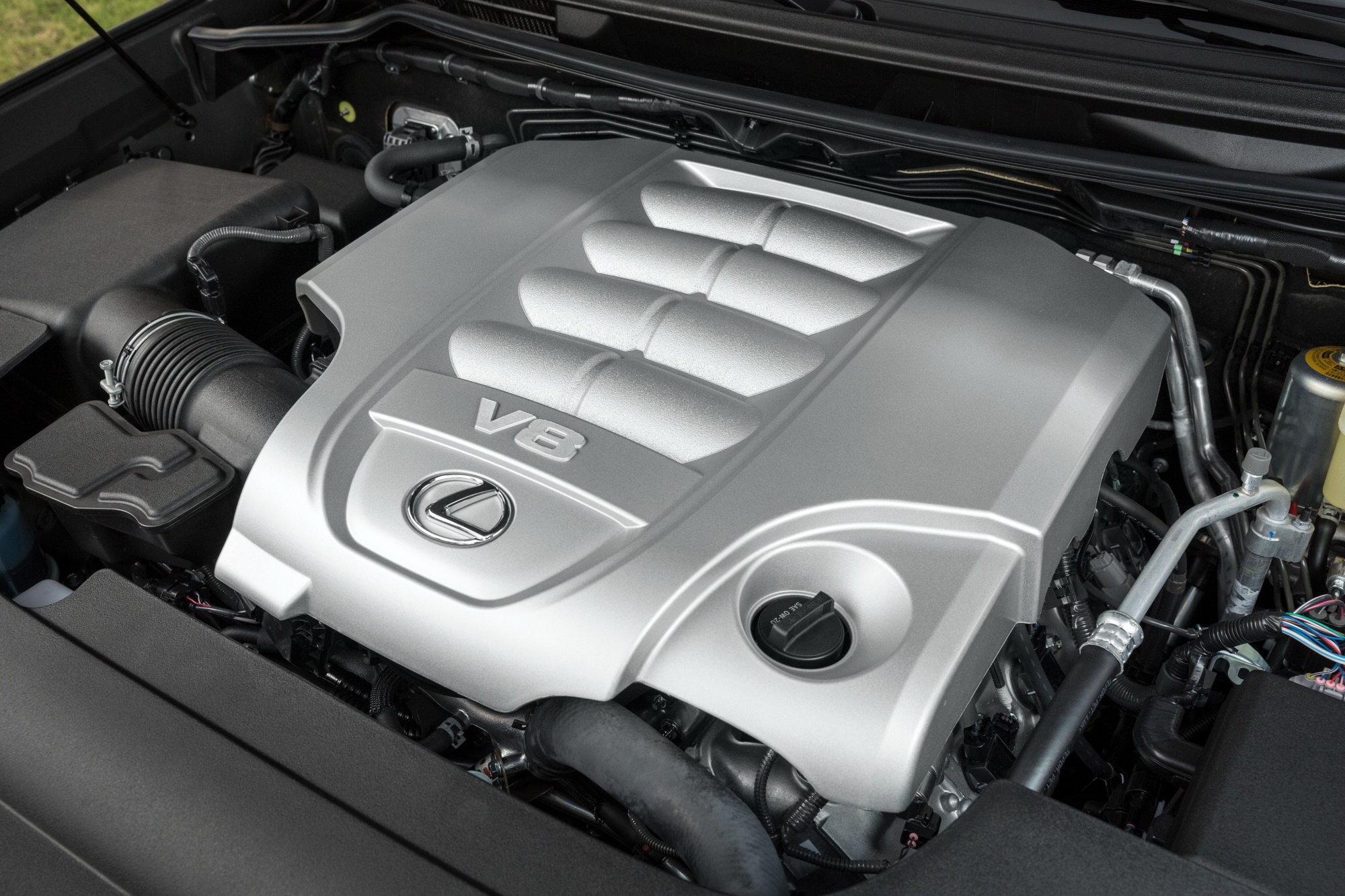 Lexus выпустит модификацию LX600