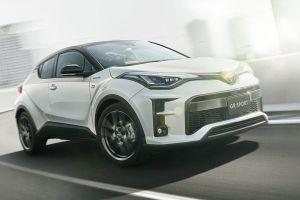 Toyota C-HR обзавелся версией GR Sport (ФОТО)