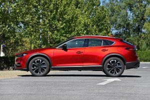 В Китае стартовали продажи обновленной Mazda CX-4
