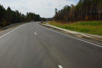Реконструкцию важной для Приамурья дороги будут продолжать.