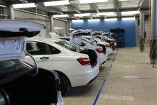 Выпуск газовых Lada прекратился из-за остановки финансирования правительством программы EcoGas.