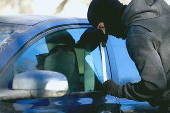 Наибольшим «спросом» у преступников пользуются модели Lada.