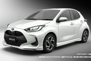Modellista показала стайлинг-пакет для Toyota Yaris