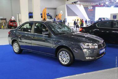 На российском рынке появятся азербайджанские легковушки «Хазар»
