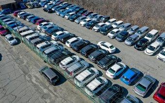 Как отмечают на Владивостокской таможне, ввоз автомобилей продолжает расти.